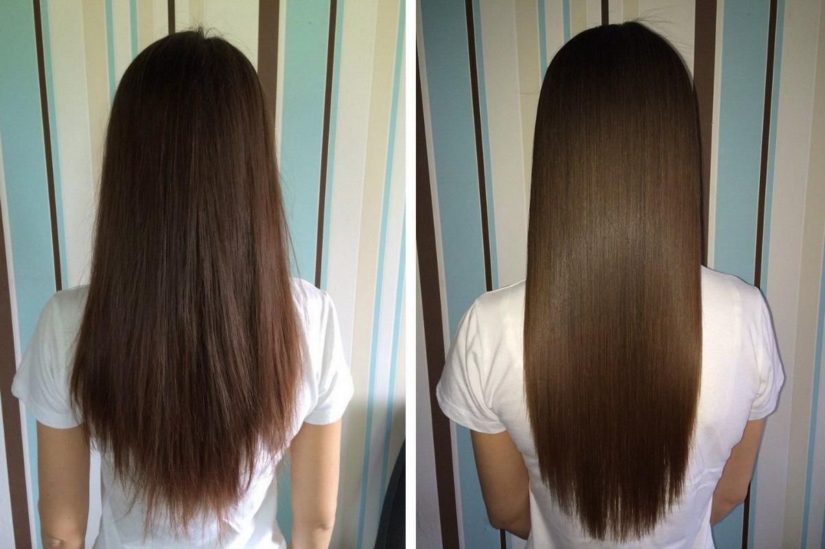 средства восстановление волос магазин